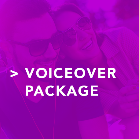 Audio-VOICE-PACKAGE